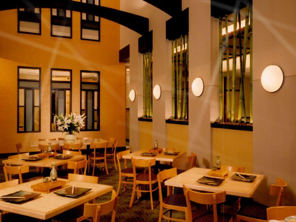 Mobili Bamboo ~ Bamboo restaurant westford dedham false windows make space
