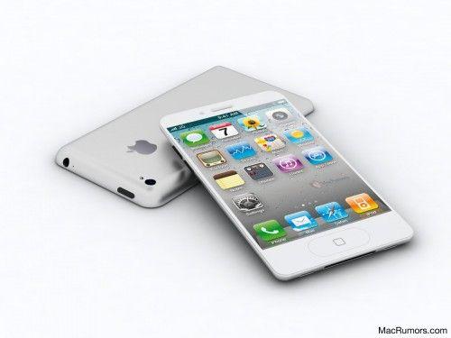 tudo indica que o iPhone 5 está chegando este mês! Alguém Acredita no novo formato do iPhone ou será só um rumor?