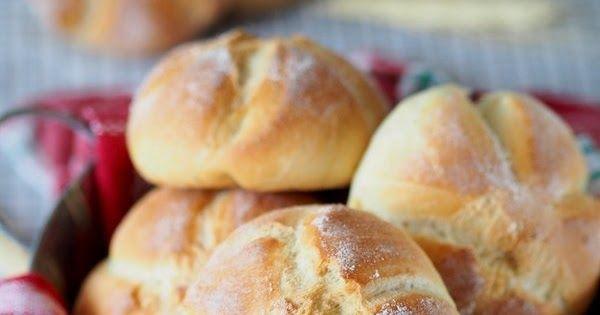 Domowe Kajzerki Wypieki Chleb Pieczywo I Chrust