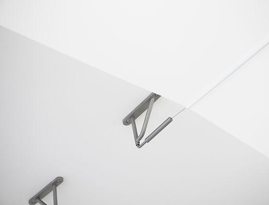 ann idstein® | System C | Light screen & Sound absorber [detail photo]