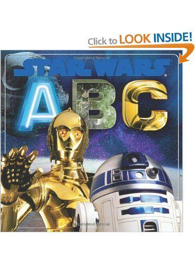Better, star wars board books were