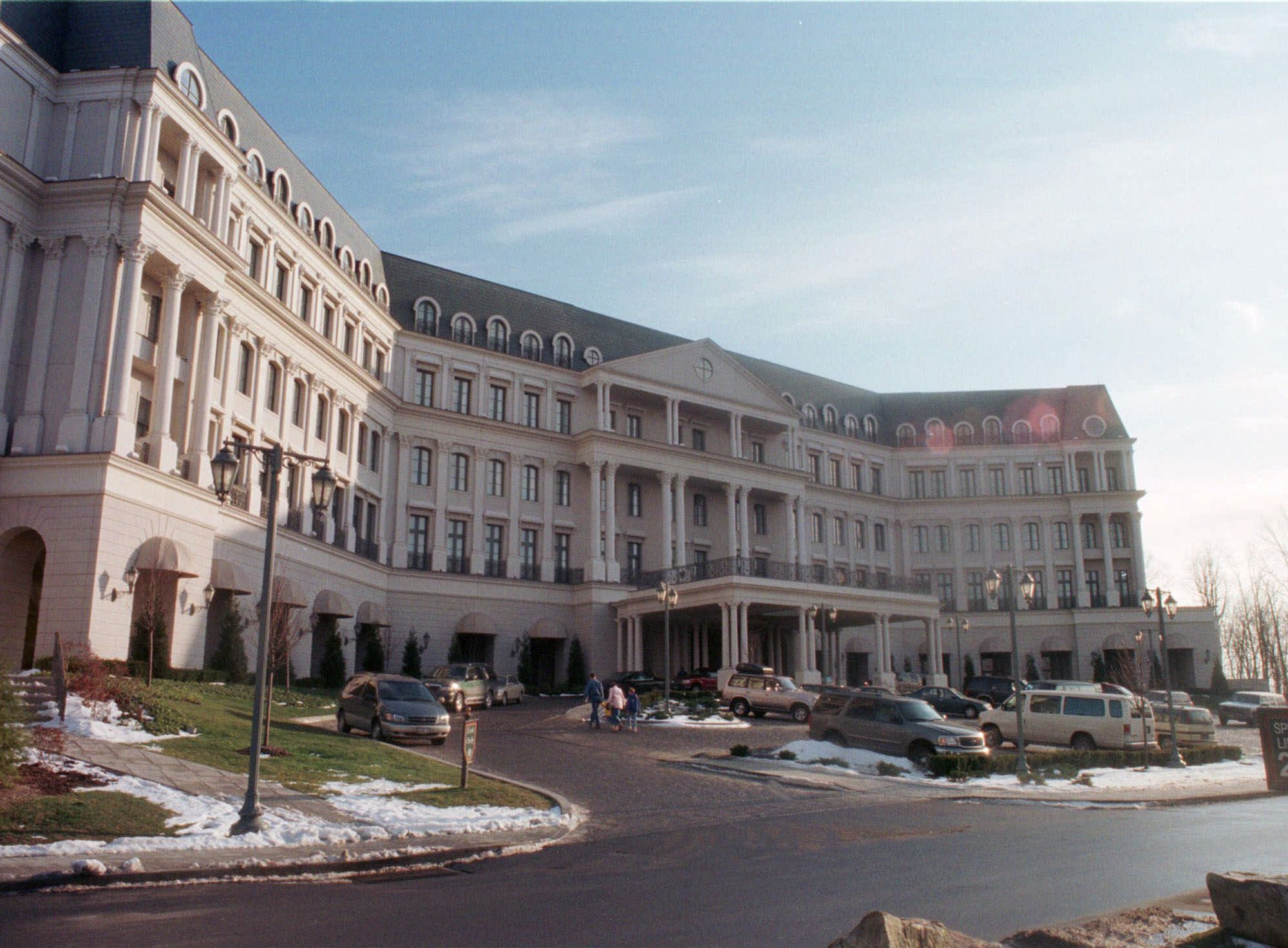 The Best Hotel in Every State....Nemacolin is so close to