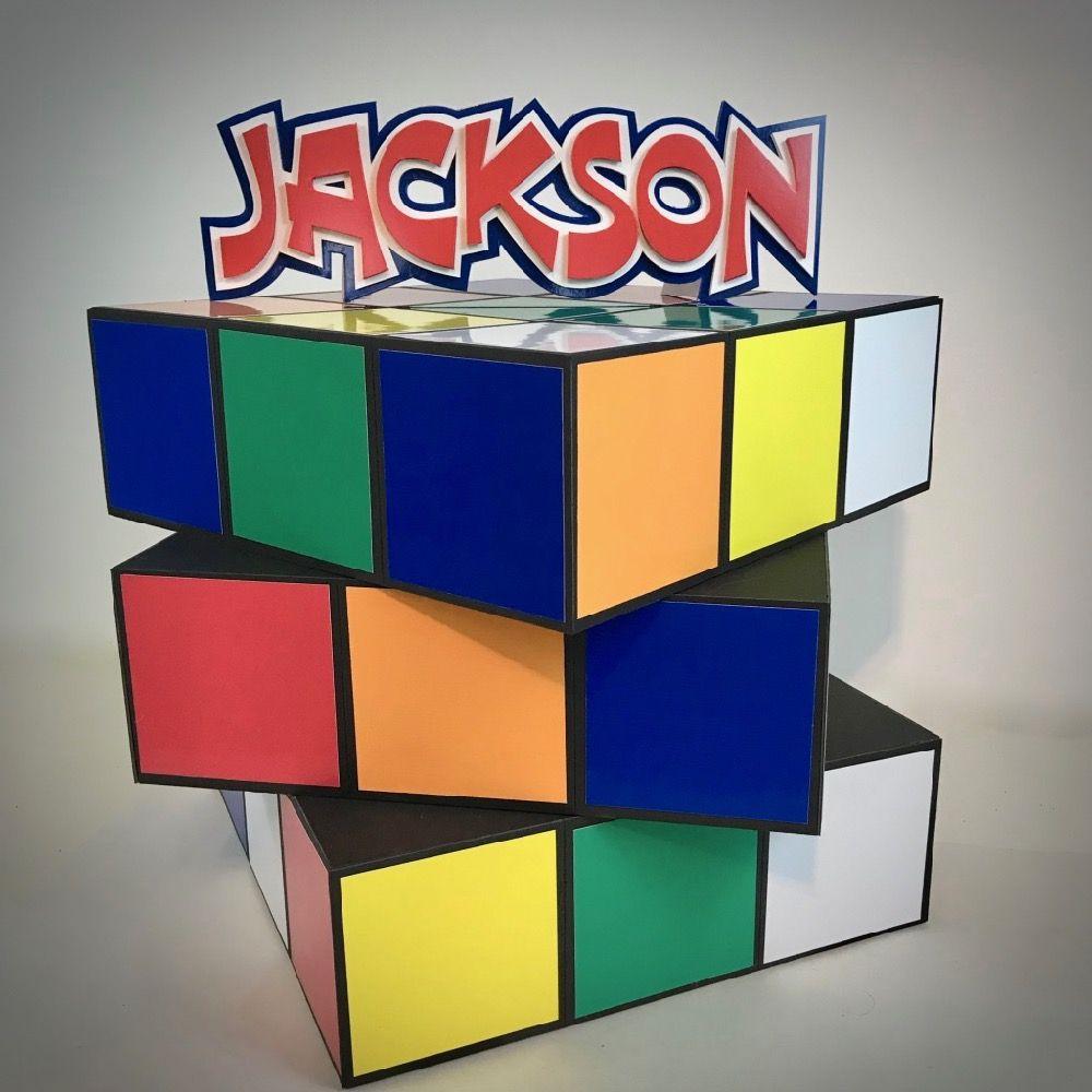 Rubik S Cube Gift Box Gift Cards Money Rubiks Cube Gift Rubiks Cube