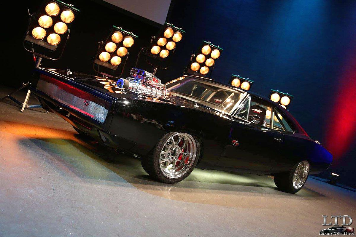 Fast and furious 7 dodge charger rt frontal toreto