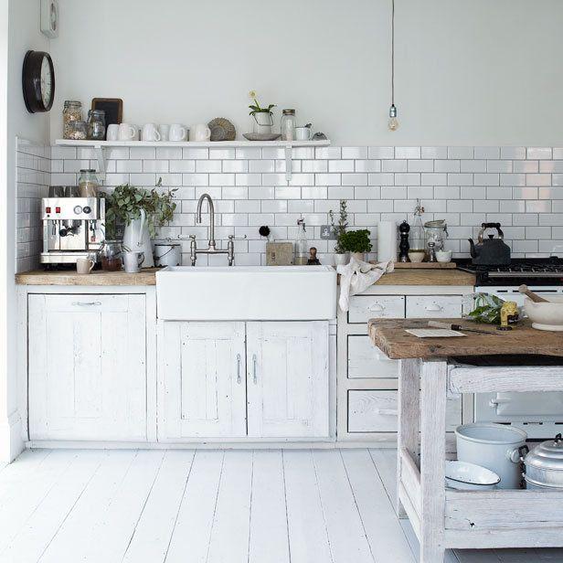 kitchen. | Køkken | Pinterest | Cocinas, Fregaderos y El color