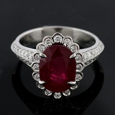 gold with round diamond in engagement ruby antique yg jewelry charm yellow ring filigree vintage red nl cut rings