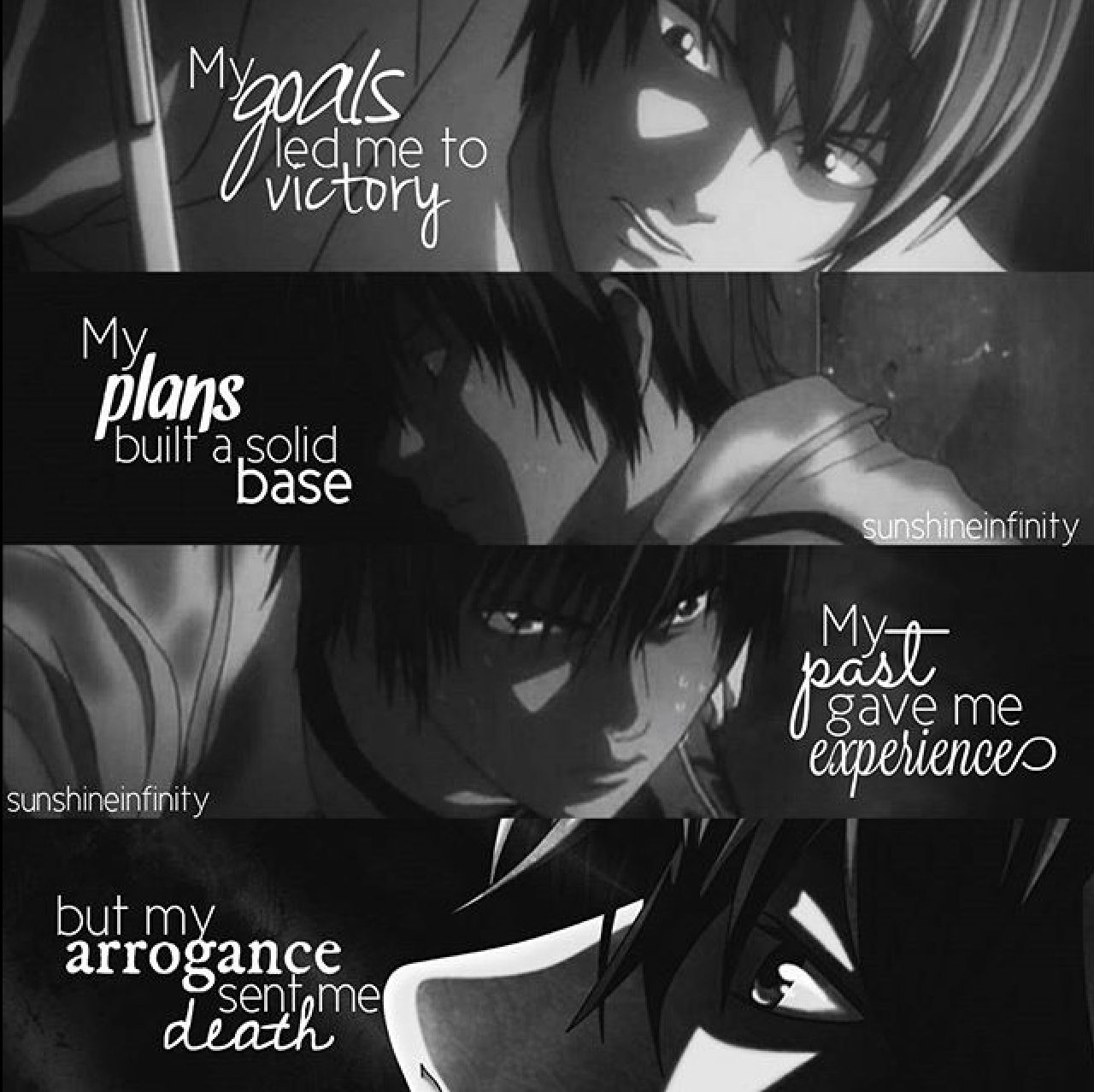 Anime Emo Quotes About Suicide: Anime Quote