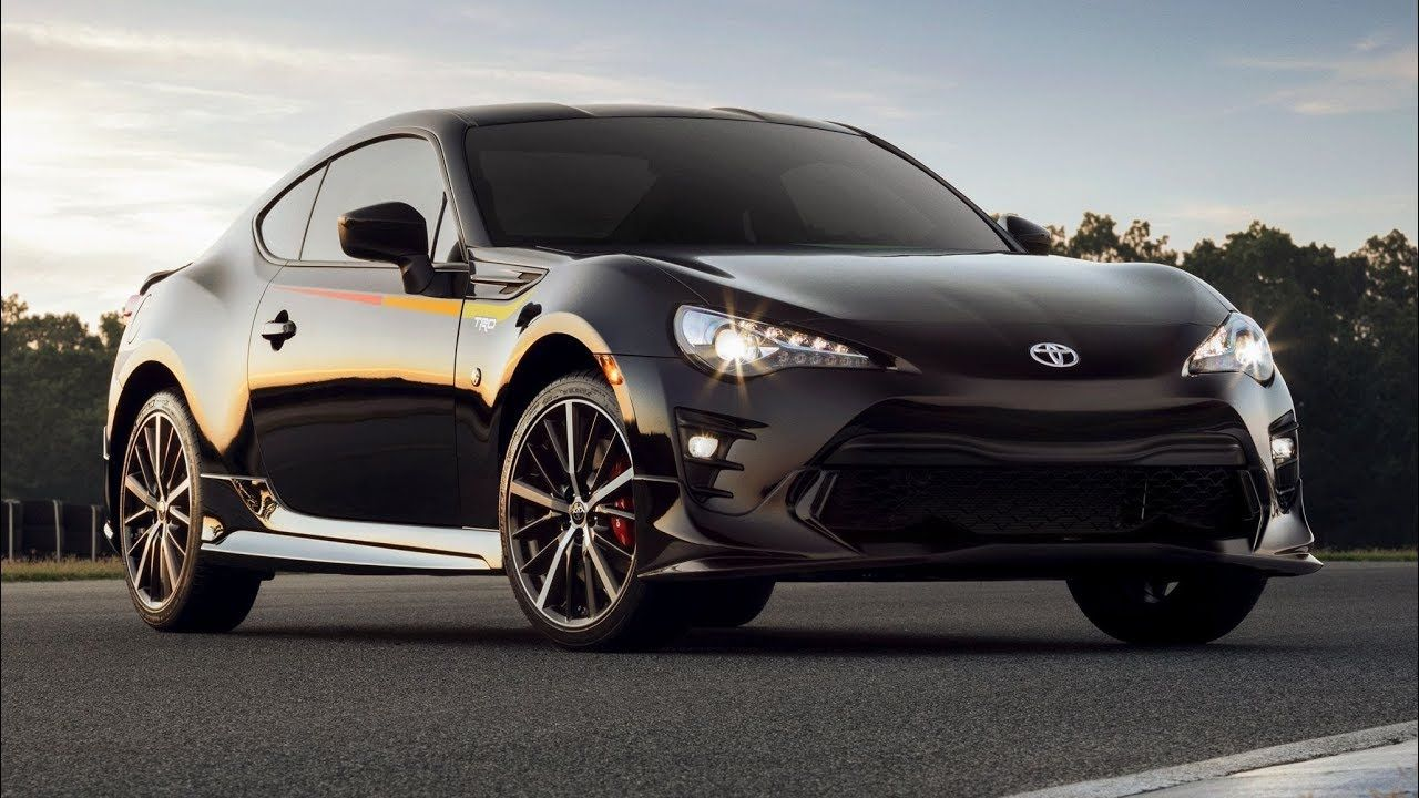 2019 Toyota 86 Trd Special Edition First Look Toyota 86 Toyota Toyota Gt86