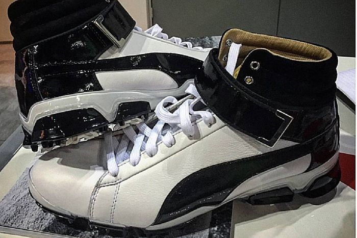 a5cff582b73f77 Puma is set to release new high top golf shoes like the ones recently made  famous by Rickie Fowler.