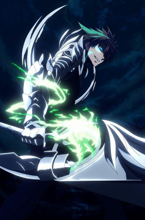 Shinmai Maou No Testament Burst Season 2 Teaser