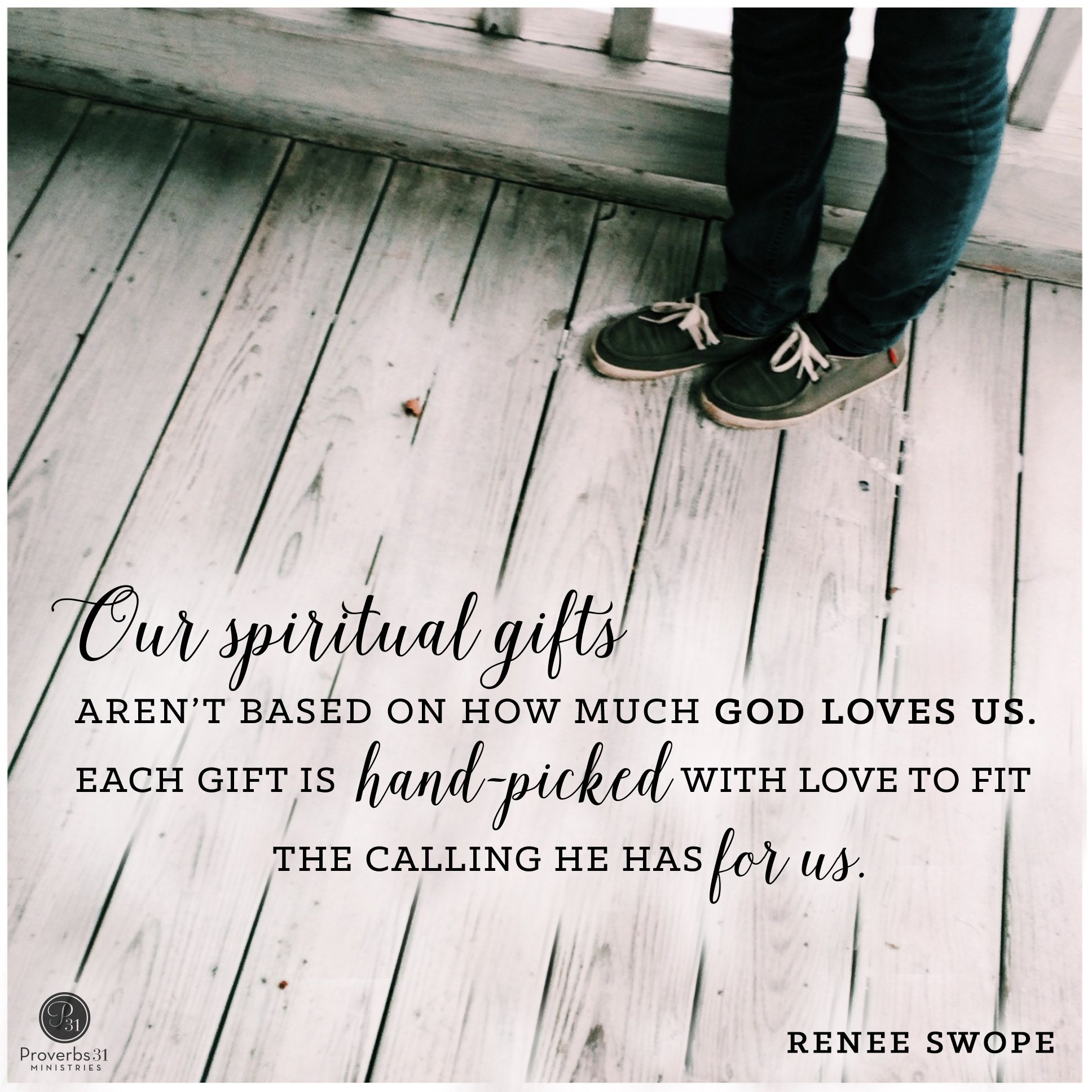 Our spiritual gifts arent based on how much god loves us each our spiritual gifts arent based on how much god loves us each negle Gallery