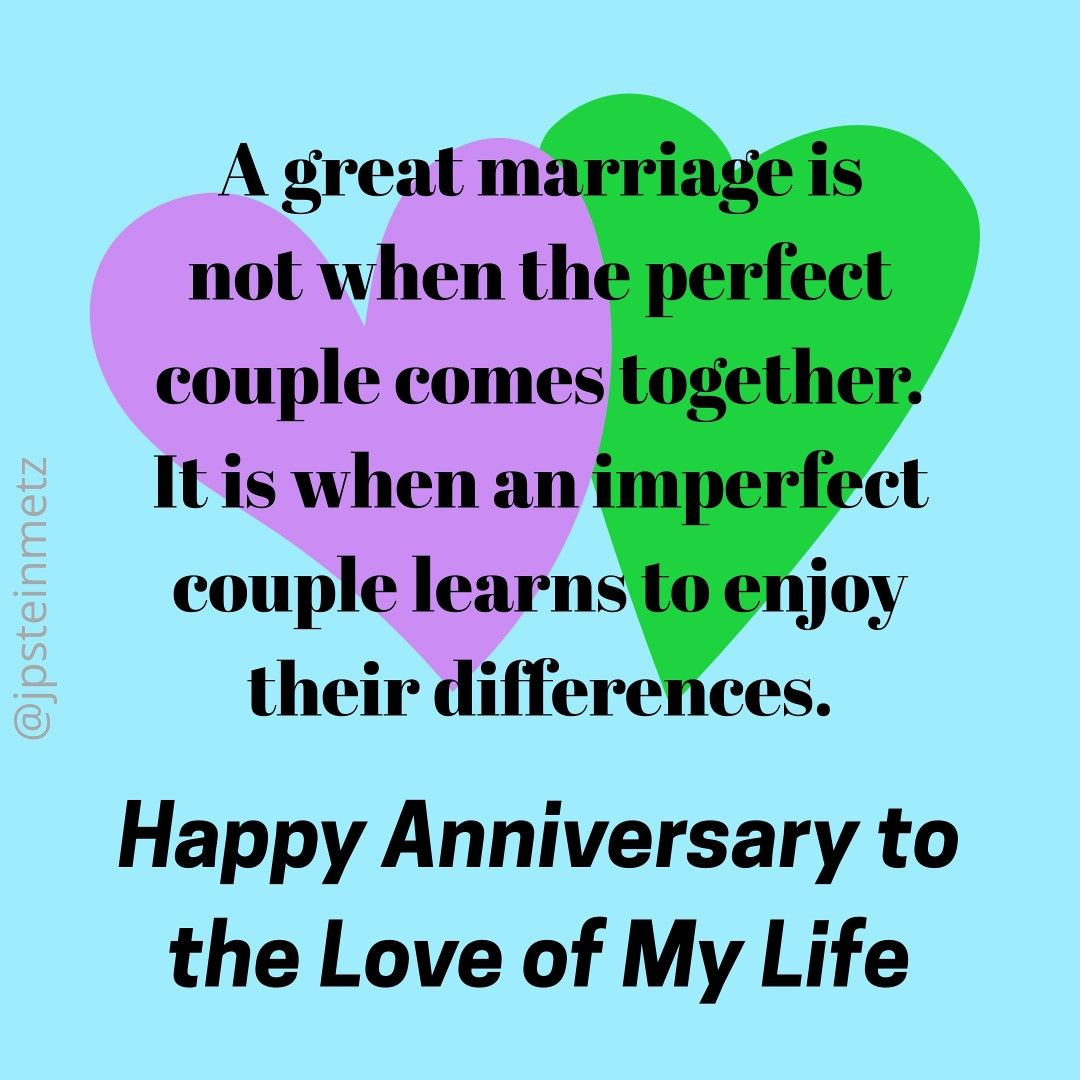 A Great Marriage Happy Anniversary Meme Happy Anniversary Anniversary Meme