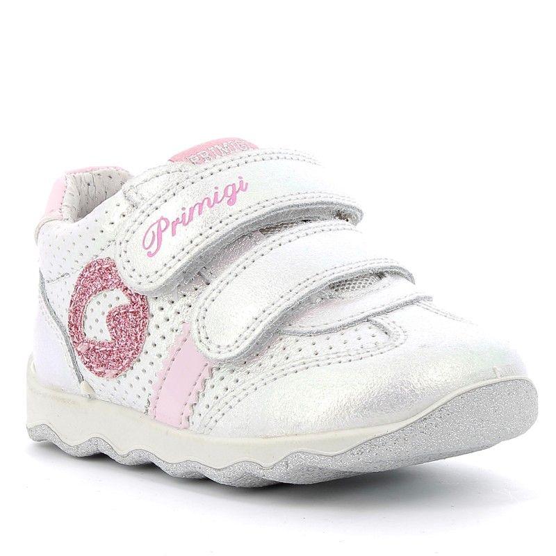 Primigi 5352900 Buty Dla Dzieci Sneakersy Srebrny Baby Shoes Shoes Fashion