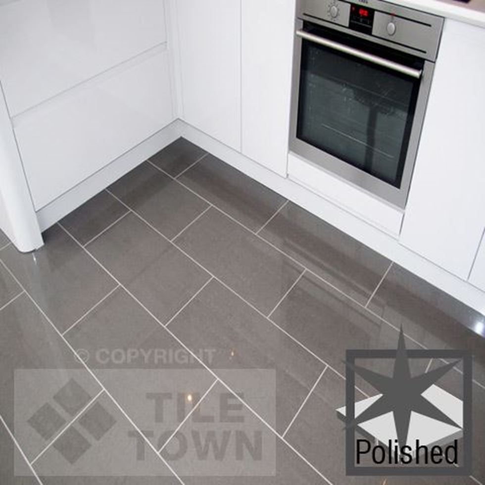 Lounge Dark Grey Polished Porcelain Floor Tiles By Rak Tile Factory