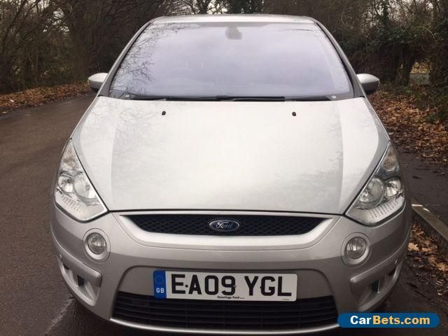 Car For Sale 2009 Ford S Max Titanium Tdci 143 Silver With Images