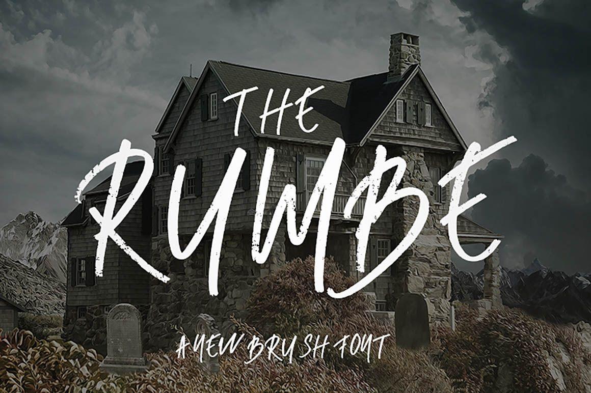 Download Rumbe - Free Font - Dealjumbo.com — Discounted design ...
