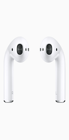 Airpods Let You Adjust Volume And Playback Of Music And Video And Answer Calls Latest Technology Gadgets Apple Products Apple Design