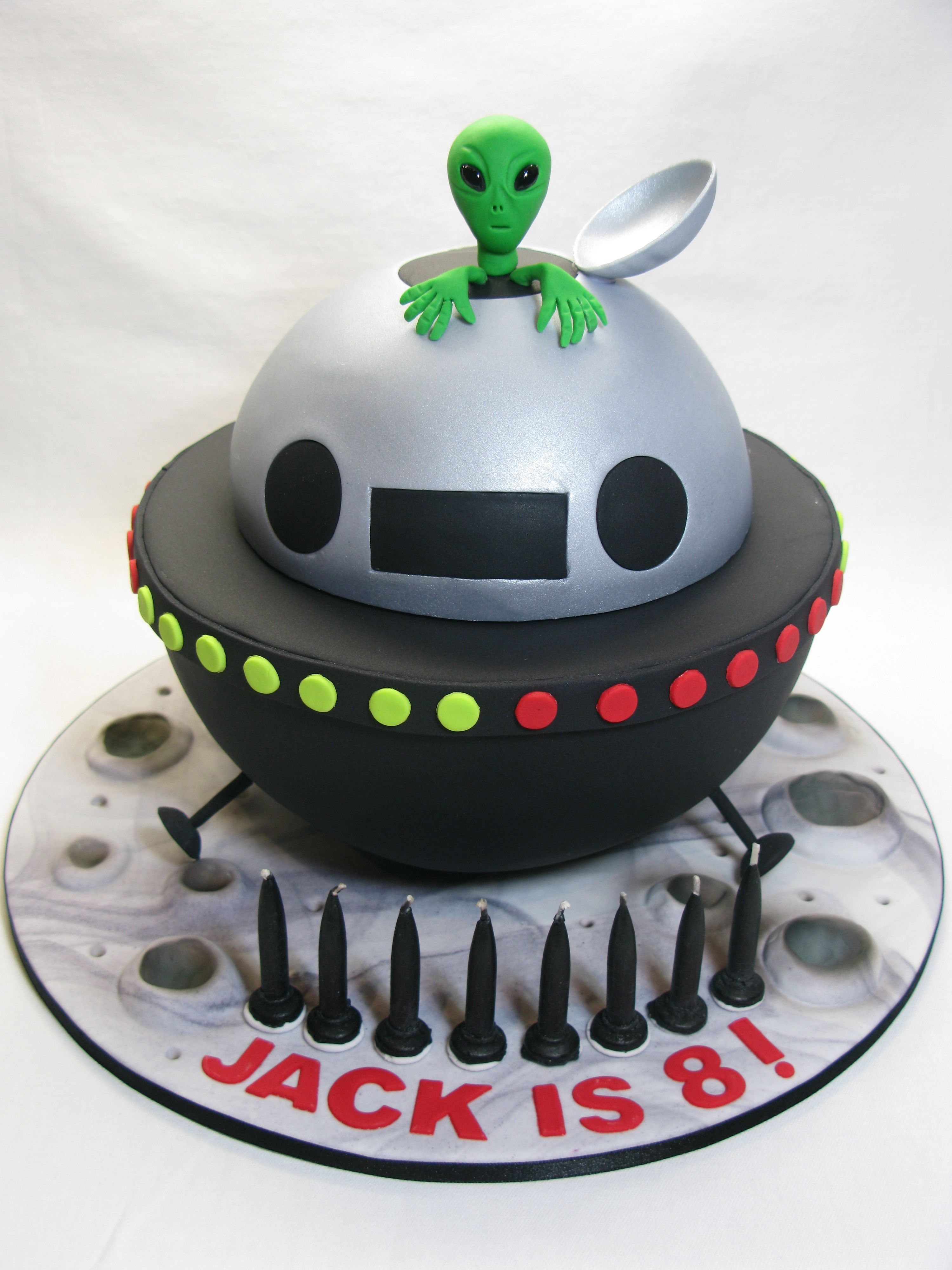 All Sizes Ufo Cake Flickr Photo Sharing Ovnis Pinterest