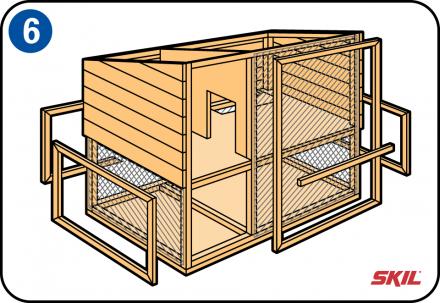 Construire Un Clapier Ou Un Parc Exterieur Pour Votre Lapin