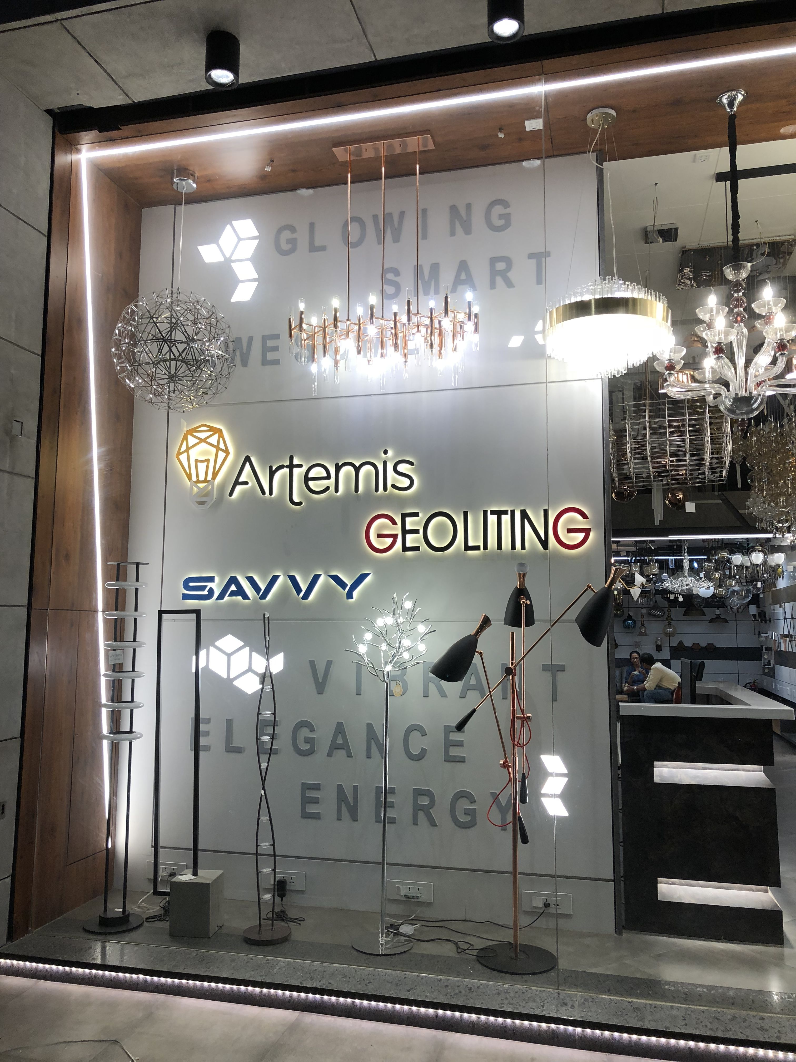 Light#showroom#entrance#profile#light#ambience#ideas# ...