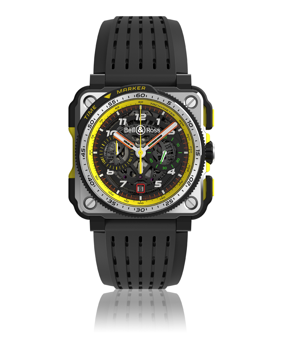 1d14453854ea Bell & Ross x Renault F1 Team | Watches in 2019 | Bell ross, Watches ...