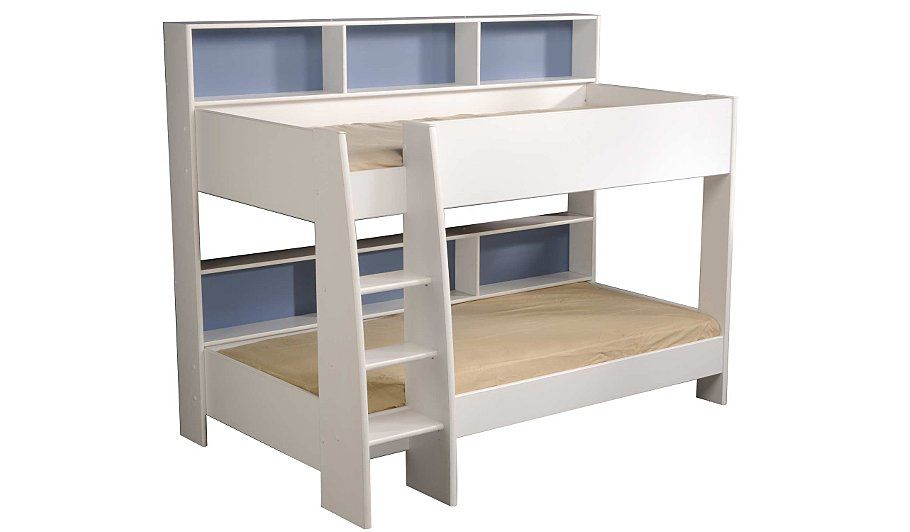 Buy Alex Bunk Bed - White from our Beds range today from George at ASDA.