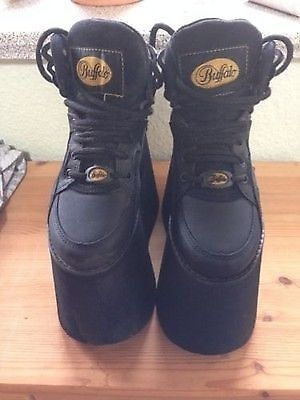 Bildergebnis Fur Buffalo Tower Boots Platform Boots Shoes