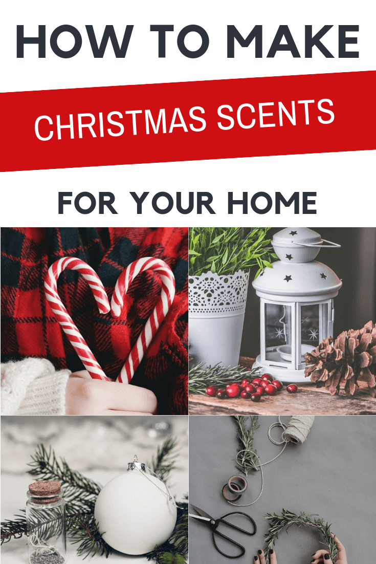 How to Make Christmas Scents for Your Home Naturally