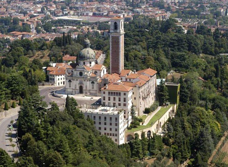 Vicenza - Za miastem — Monte Berico i okolice