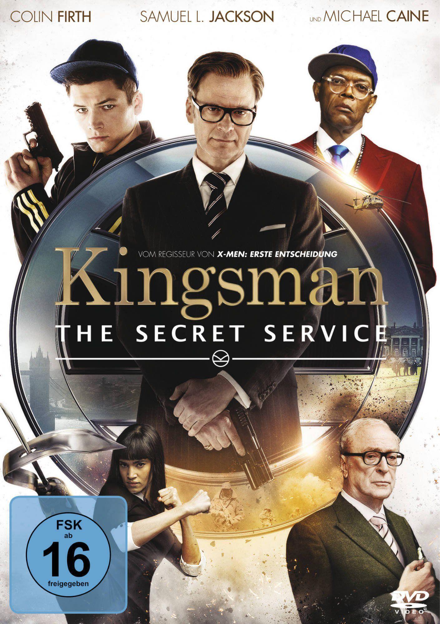 Kingsman The Secret Service Geheimdienst Filme Kingsman