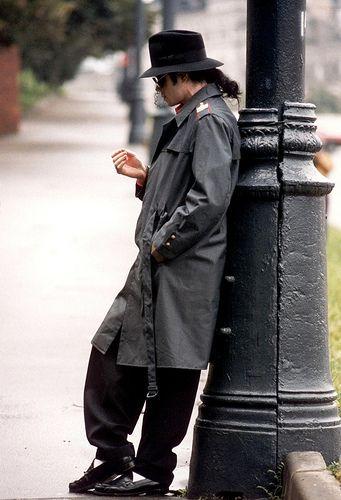 1996 - Stranger In Moscow #michaeljackson