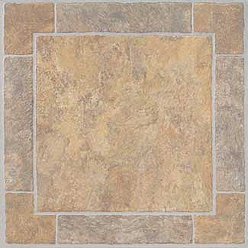Home Dynamix 7694 Madison Vinyl Tile 12 By 12 Inch Beige Box Of 9 Special Product Just For You See It Now Home Dec Poppenhuis Miniature Kerst Dorpen