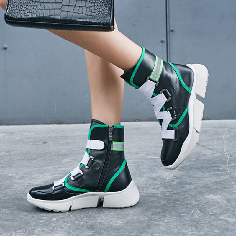 Chiko Dayla Sneaker Ankle Boots