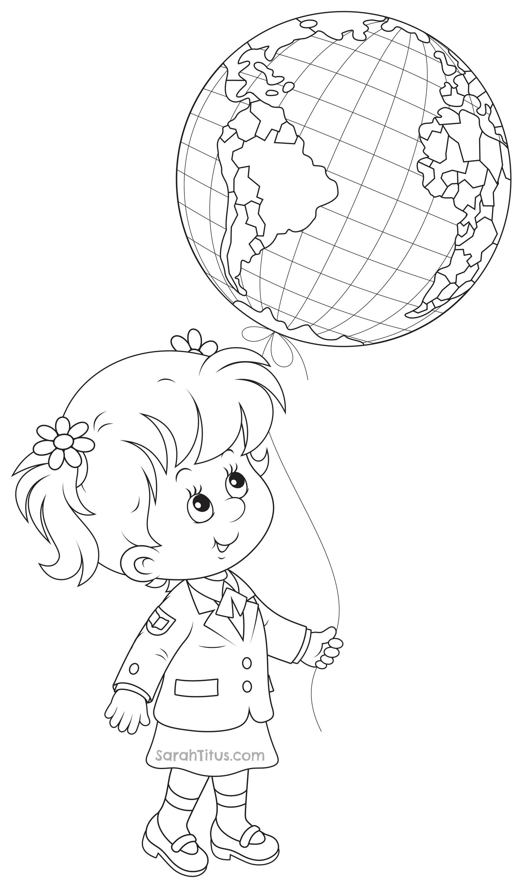 Back to school coloring pages counseling office thumb prints and
