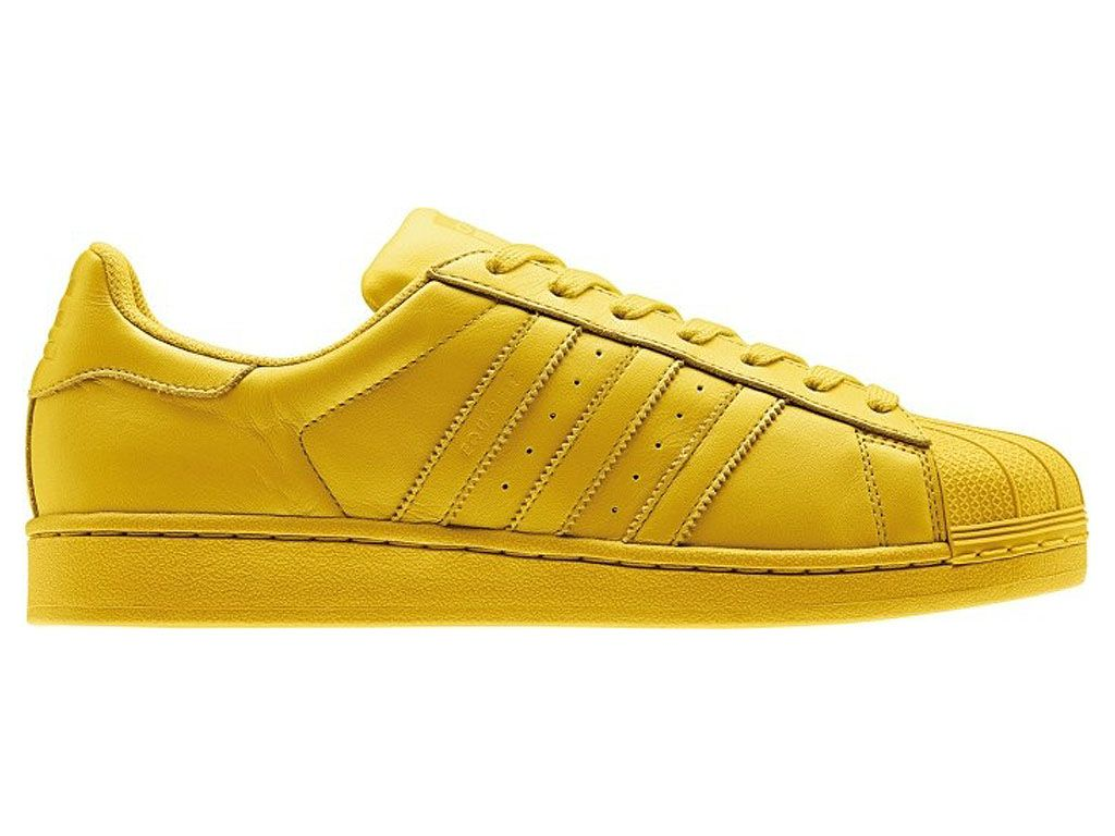Adidas Pharrell x Williams Superstar Chaussures Pas Cher ...