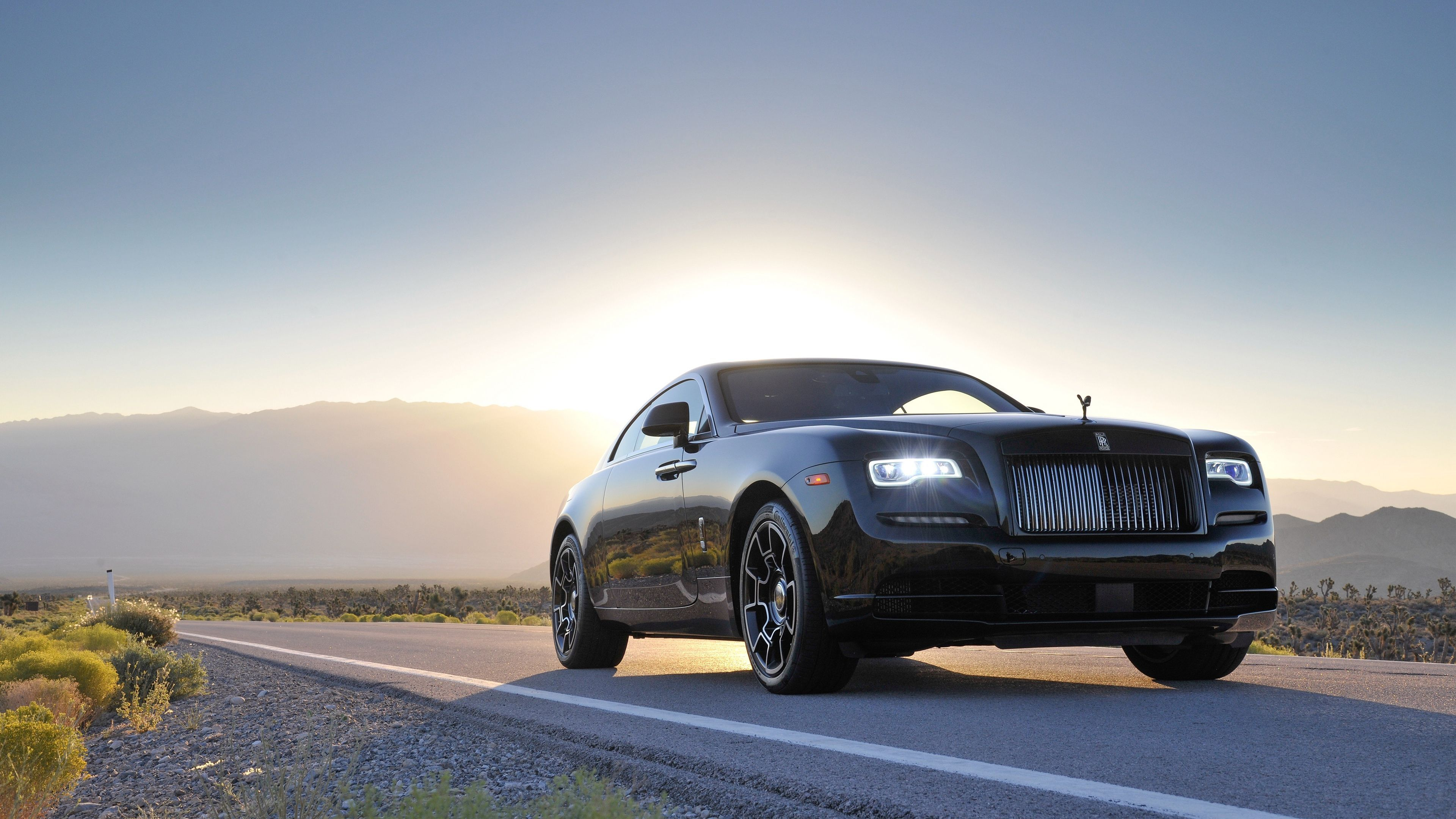 Rolls Royce Wraith Black Badge 4k Wallpaper Hd Car Wallpapers Id Rolls Royce Wraith Rolls Royce Rolls Royce Wraith Black