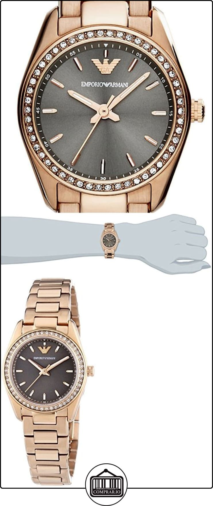 65a903519f4b Emporio Armani AR6030 - Reloj de cuarzo para mujer