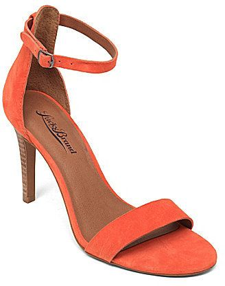 Lucky Brand Sanza Ankle-Strap Sandals