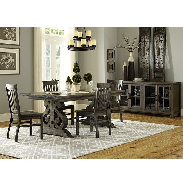 Pin On Next Level Dining Magnussen bellamy dining table