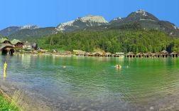 Schonau Am Konigssee Juwel Der Berge Schone Landschaften Natur Watzmann