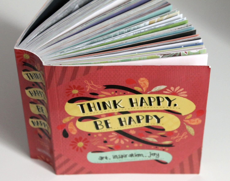 think happy be happy art inspiration joy