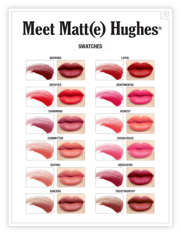 the balm meet matte hughes dupe crossword