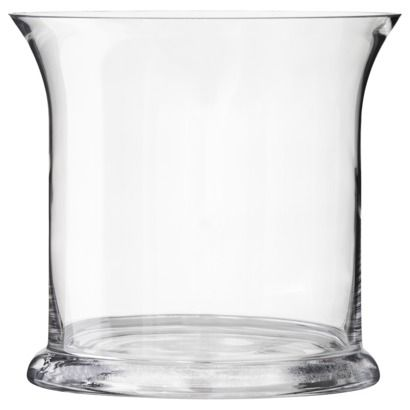Yankee Candle Large Hurricane Vasereshold Glass Hurricane Vase 8