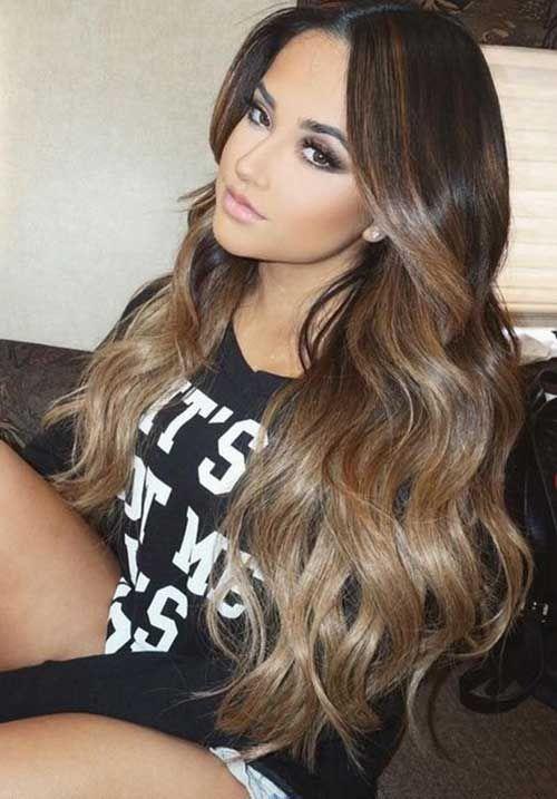 e15128999 Ideas perfectas para el color del cabello para mujeres #cabello #color  #Ideas #mujeres #perfectas Desea probar algo nuevo sobre su cabello, pero  no desea ...