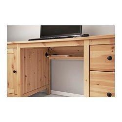 Hemnes Desk Black Brown 61x25 5 8 Ikea Hemnes Black Desk Home