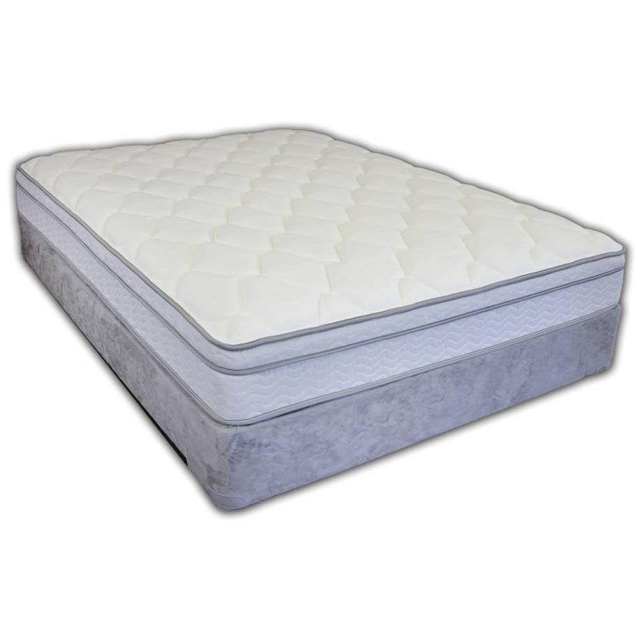pillow mattresses mattress topaz top zone queen set furniture home