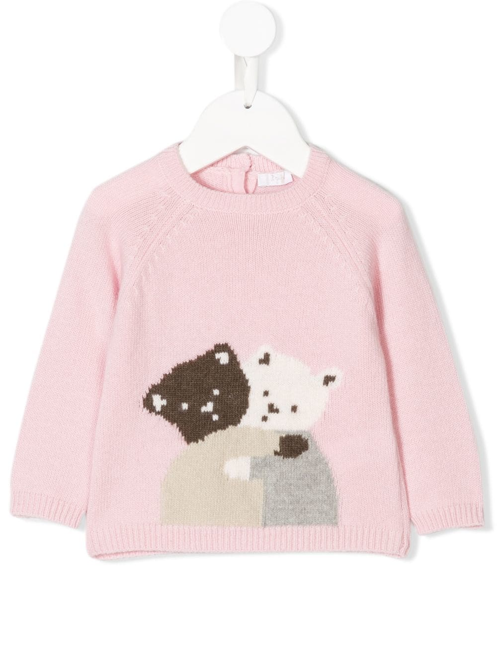 1fcb5ae3e Il Gufo Little Bears Jumper in 2019 | Products | Kids outfits girls ...