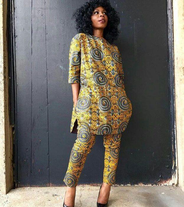 a4210350e6865 latest ankara caftan styles (2) | caftan mondays in 2019 | African ...
