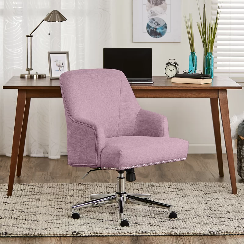Serta Leighton Task Chair In 2020 Home Office Chairs Contemporary Office Chairs Office Chair