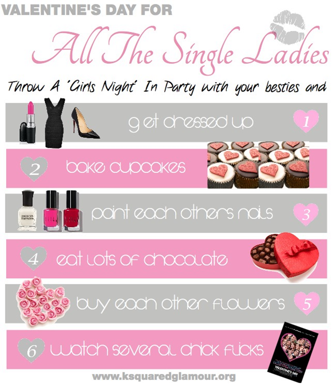 Single On Valentines Day Quotes Valentines Day For The Single Ladiesgirls Night In Party